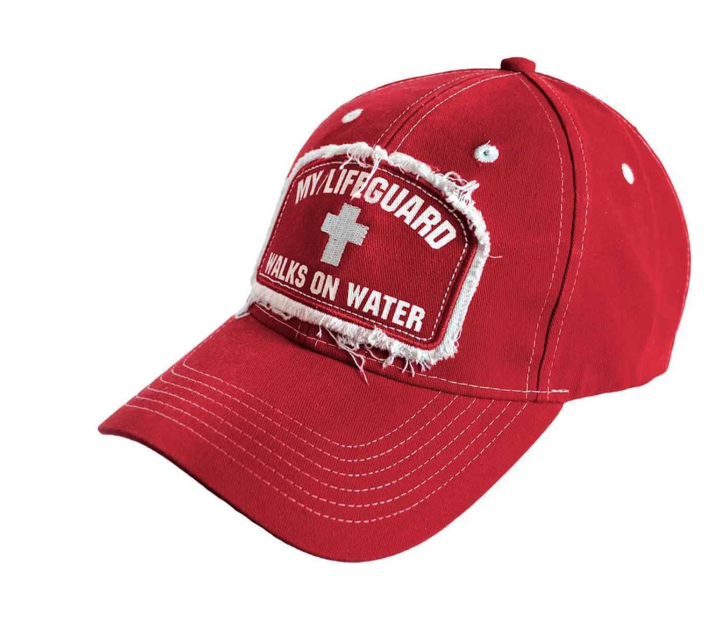 Lifeguard Hat - FREE SHIPPING