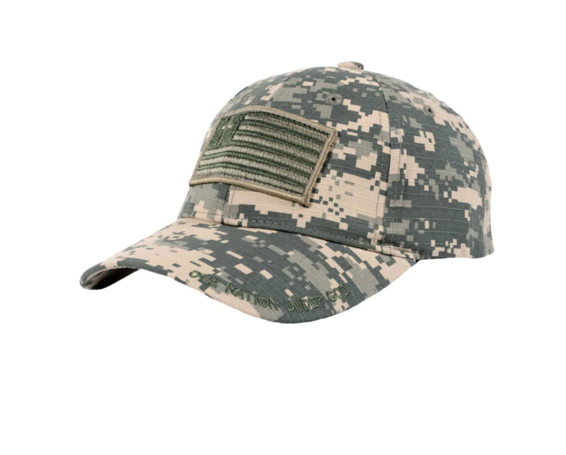 Military Flag Hat - FREE SHIPPING