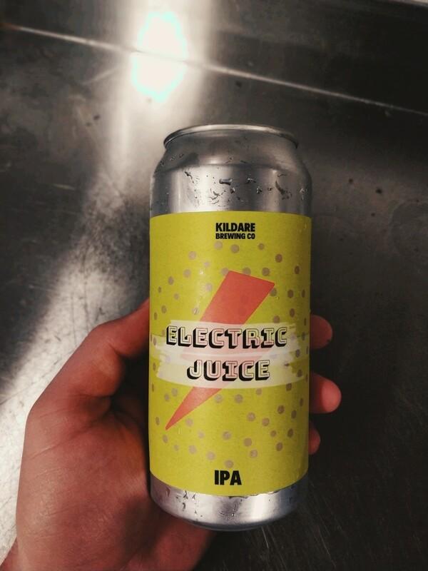12 Pack Electric Juice IPA 5.5%