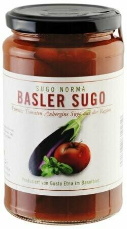 Sugo Norma mit Schweizer Frische Tomaten