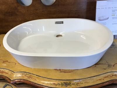 Wetstyle Ove Oval Vessel Bathroom Sink