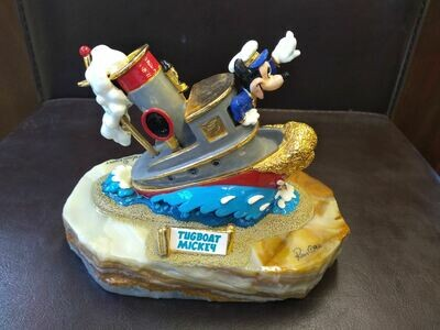 Tugboat Mickey by Ron Lee