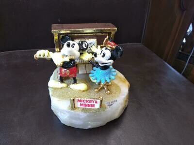 Mickey and Minnie by Ron Lee