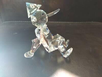 Swarovski Crystal Pinocchio