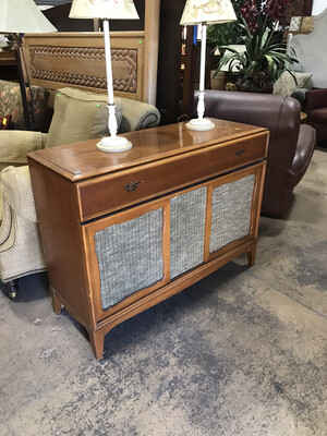 Bluetooth Record Player Chest
