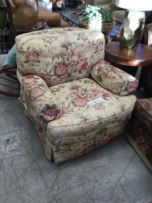 Ralph Lauren Floral Armchair