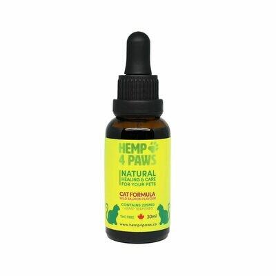 Hemp Oil, For Cats 225 Mg