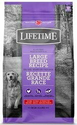LT ALL LIFE STAGES CHICKEN & OATMEAL LARGE BREED DOG FOOD 11.4KG