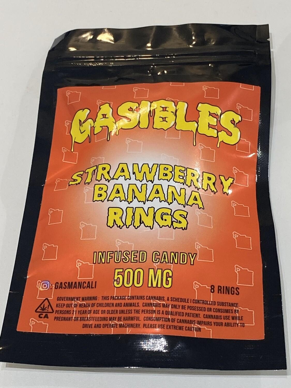 Gasibles- Strawberry Banana Rings