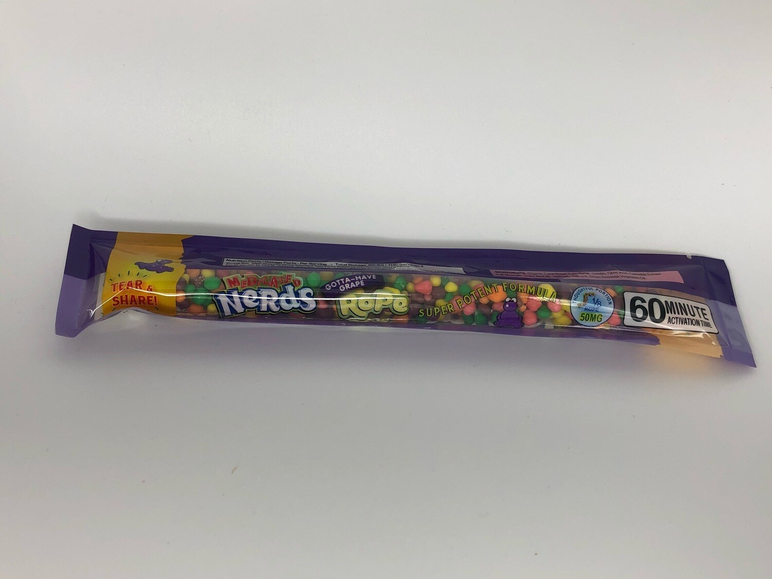 Nerds Rope - Gotta-Have Grape (400MG)