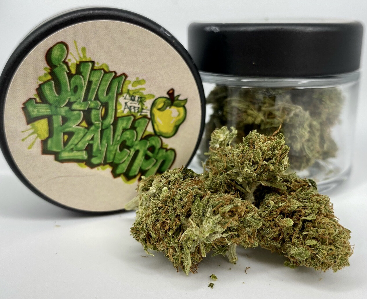 Sour Apple Jolly Rancher (Indica Hybrid)