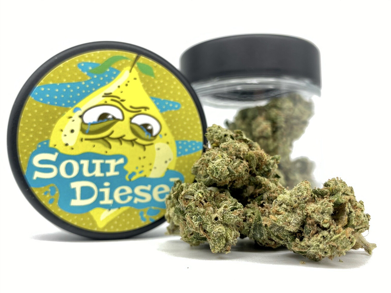 Sour Diesel (Sativa)