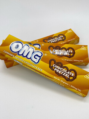 OMG Chocolate Pretzel (500 MG)