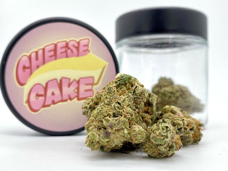 Cheesecake (Indica Hybrid)