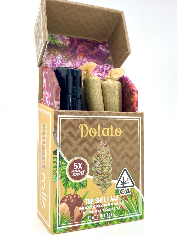 Smart Rolls - Premium Flower- Dolato (Sativa) - 3.75g Total