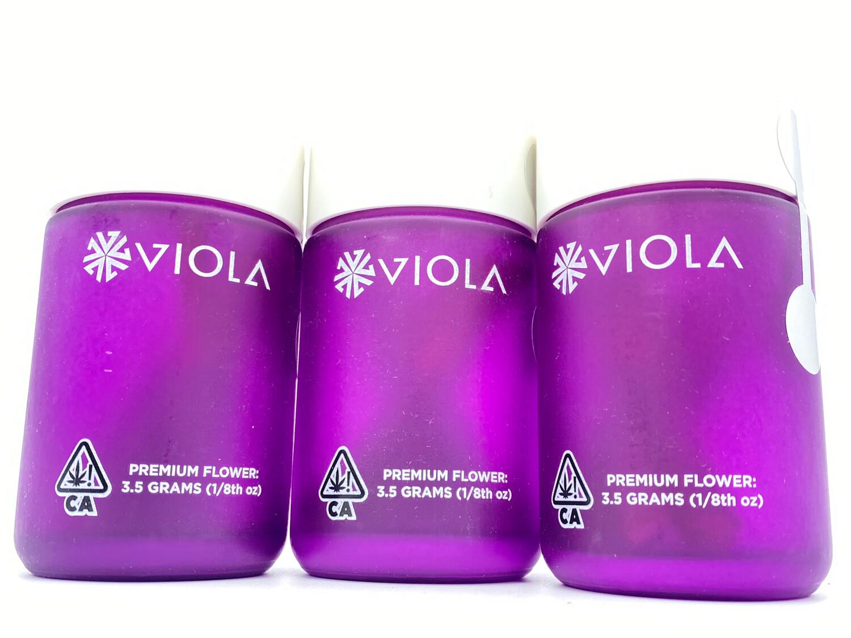 Viola Pre-Rolls (3.5g total)