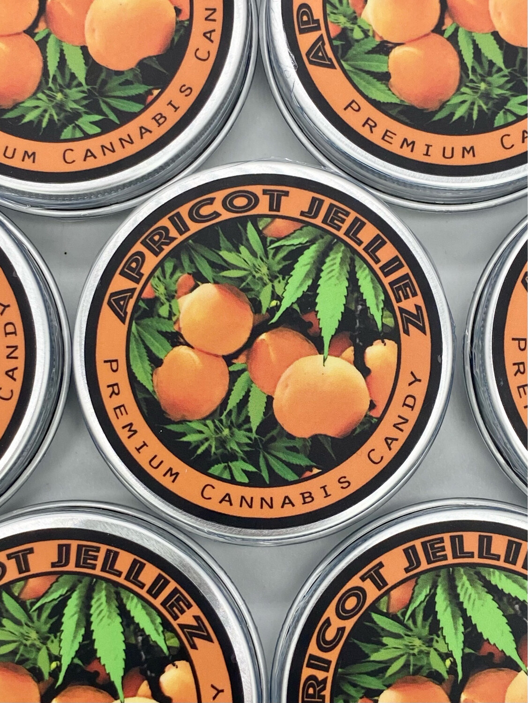 Apricot Jelliez (200mg)