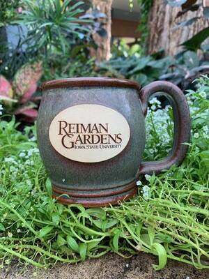 *Reiman Gardens Handmade Pottery Mug 14oz
