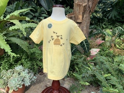 bee tshirt toddler 2t