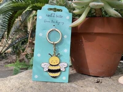 *Queen Bee Keyring