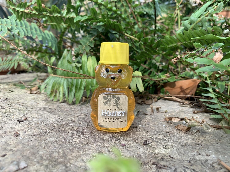 *Honey - Bear Bottle 1.5oz
