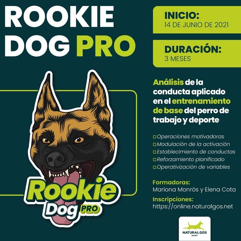 ROOKIE DOG PRO