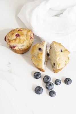Muffin Bleuet