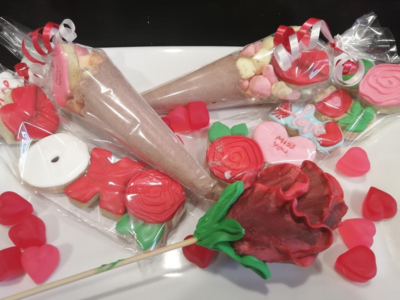 Biscuit st valentin