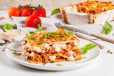 BEEF LASAGNE SMALL