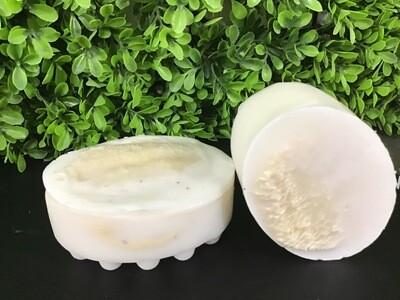 Loofah Lemon Verbena, Clary Sage,  Peppermint, Oregano