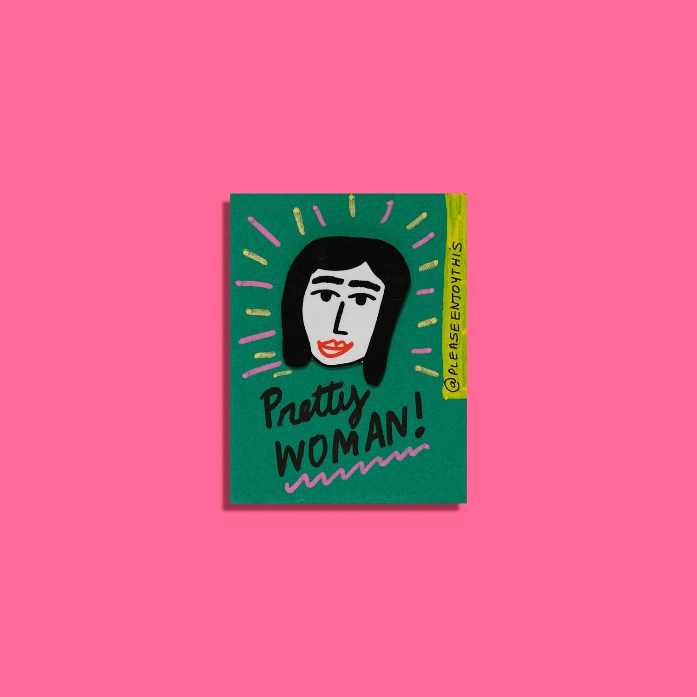 Pin Pretty Woman