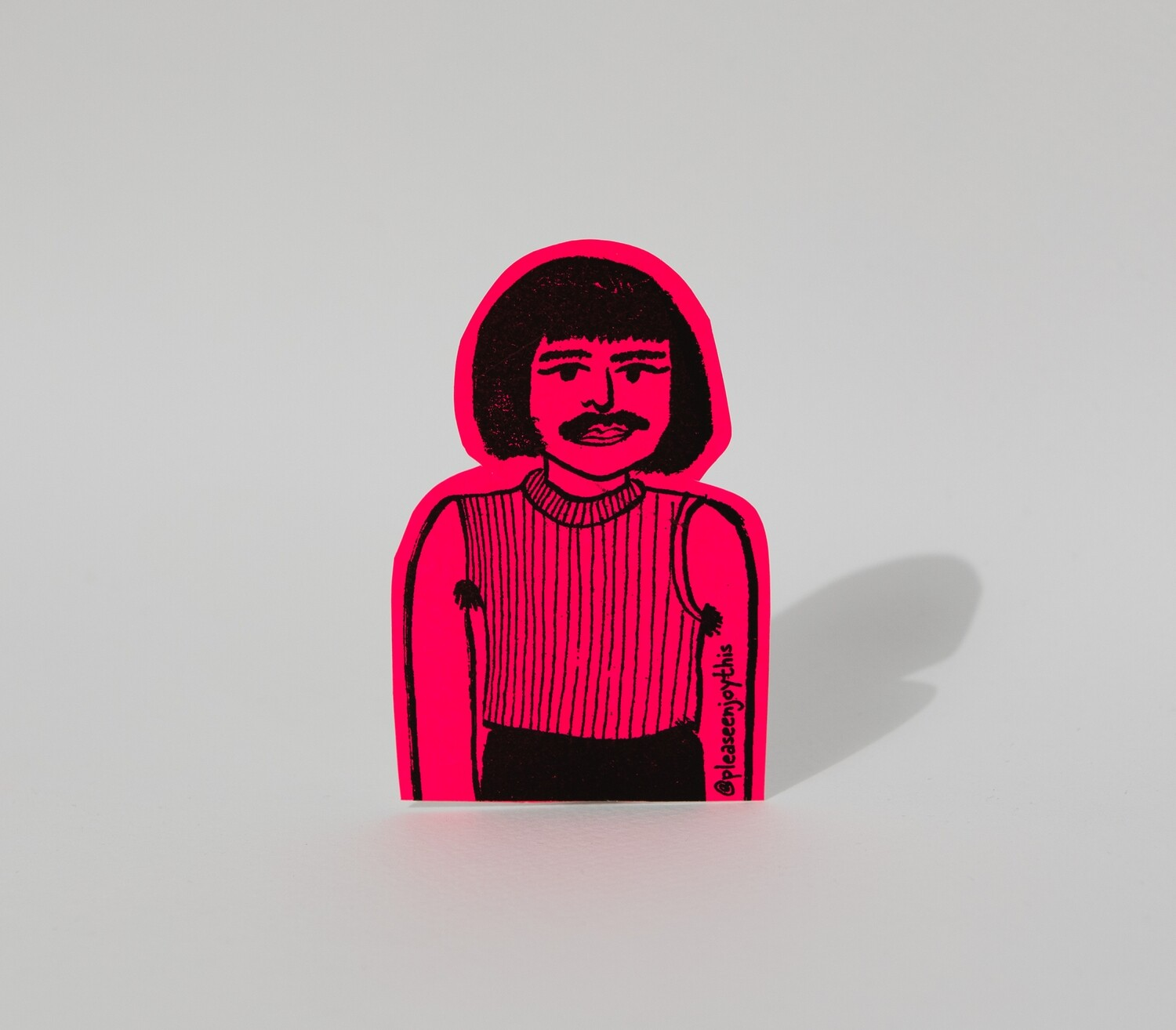 Sticker I want to break free