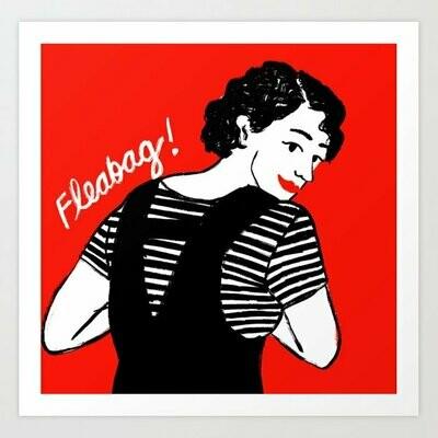 Fleabag Art Print a pedido