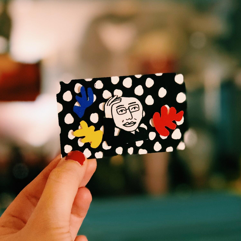 Pin Matisse