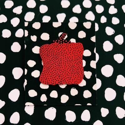 Pin La calabaza de Yayoi