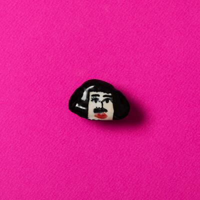 Pin Freddie Mercury