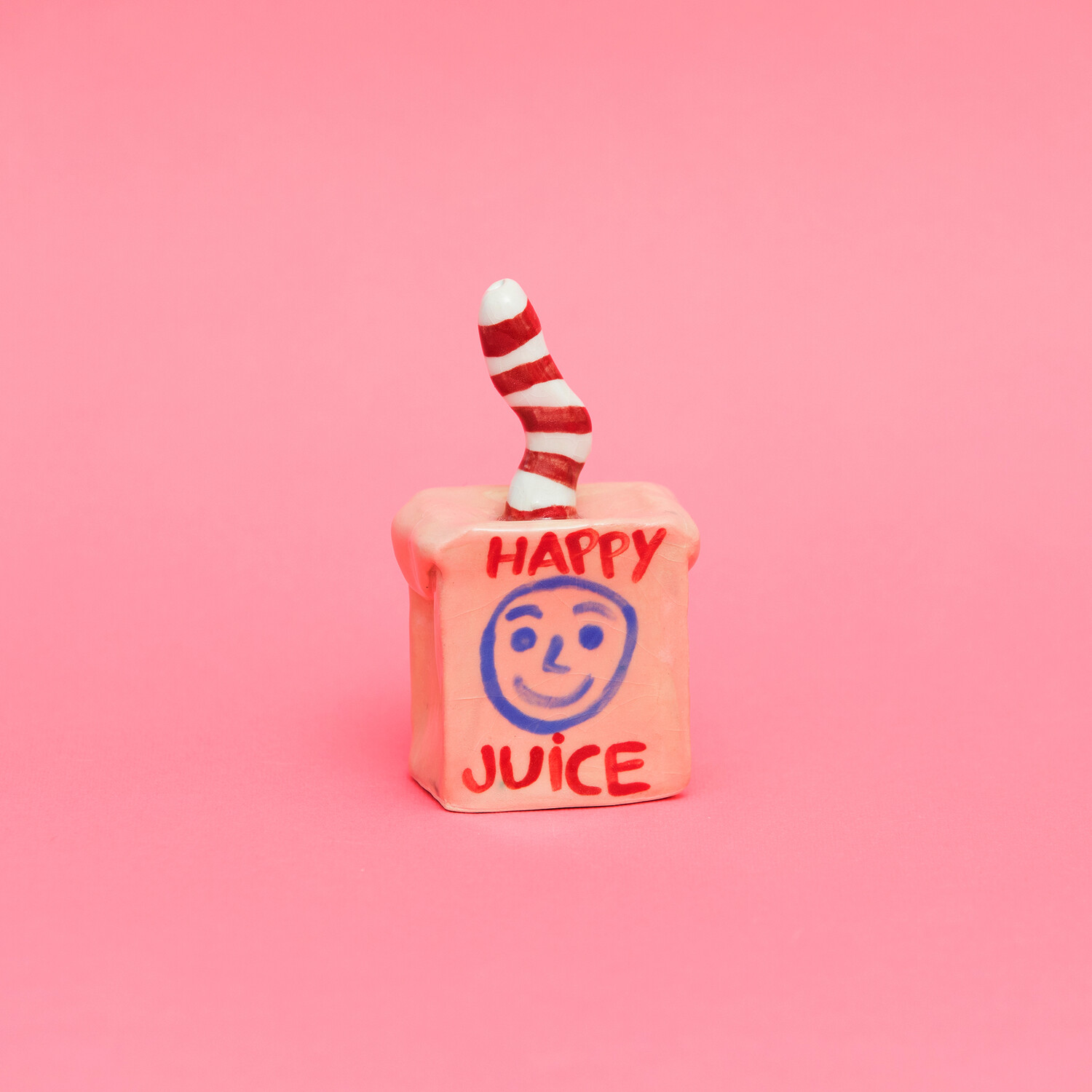 "Porta incienso ""happy juice"" mediano"