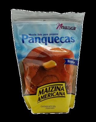 NEVAZUCAR PANQUECAS MEZCLA  500GR