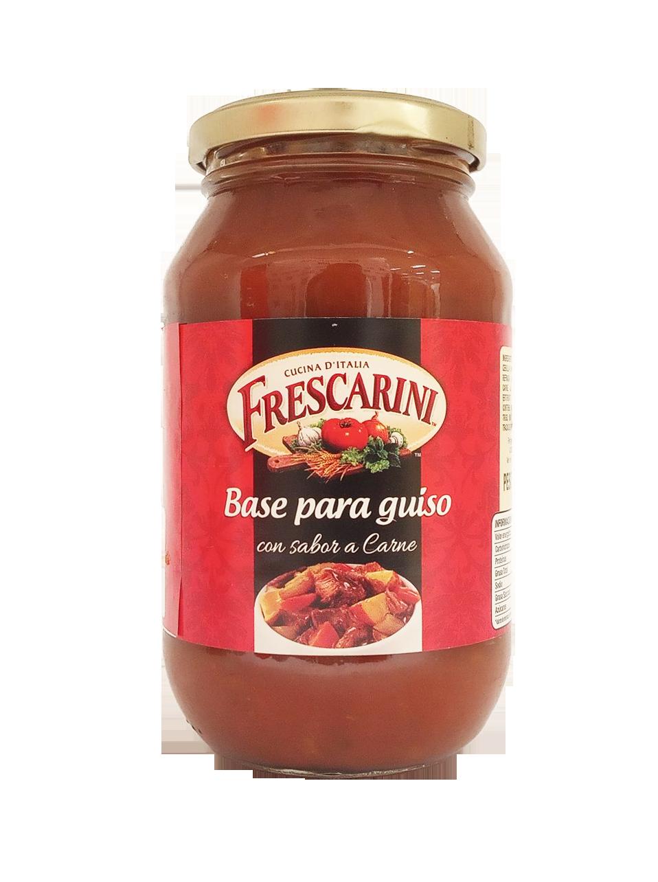 FRESCARINI BASE DE GUISO C/SABOR A CARNE 490GR
