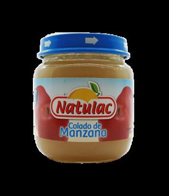NATULAC COMPOTA MANZANA 113GR