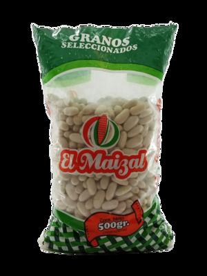 EL MAIZAL CARAOTAS BLANCAS 500GR