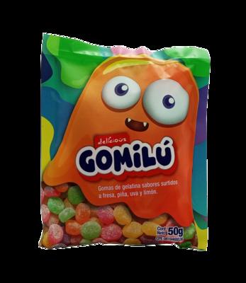 GOMILU GOMAS DE GELATINA 50GR