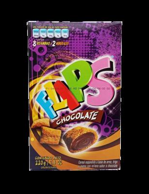 FLIPS CHOCOLATE 220GR