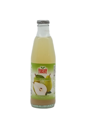 YUKERY JUGO PERA BOTELLA 250ML