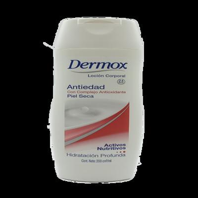 DERMOX LOCION HIDRATACION ANTIEDAD 200ML