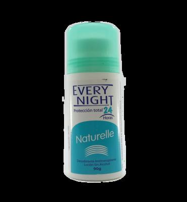 EVERY NIGHT DESODO. NATURELLE ROLLON 90GR