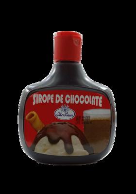 MC LAWS SIROPE DE CHOCOLATE 330GR