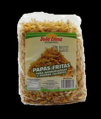 DONA EMMA PAPITAS FRITAS 300GR(103156)