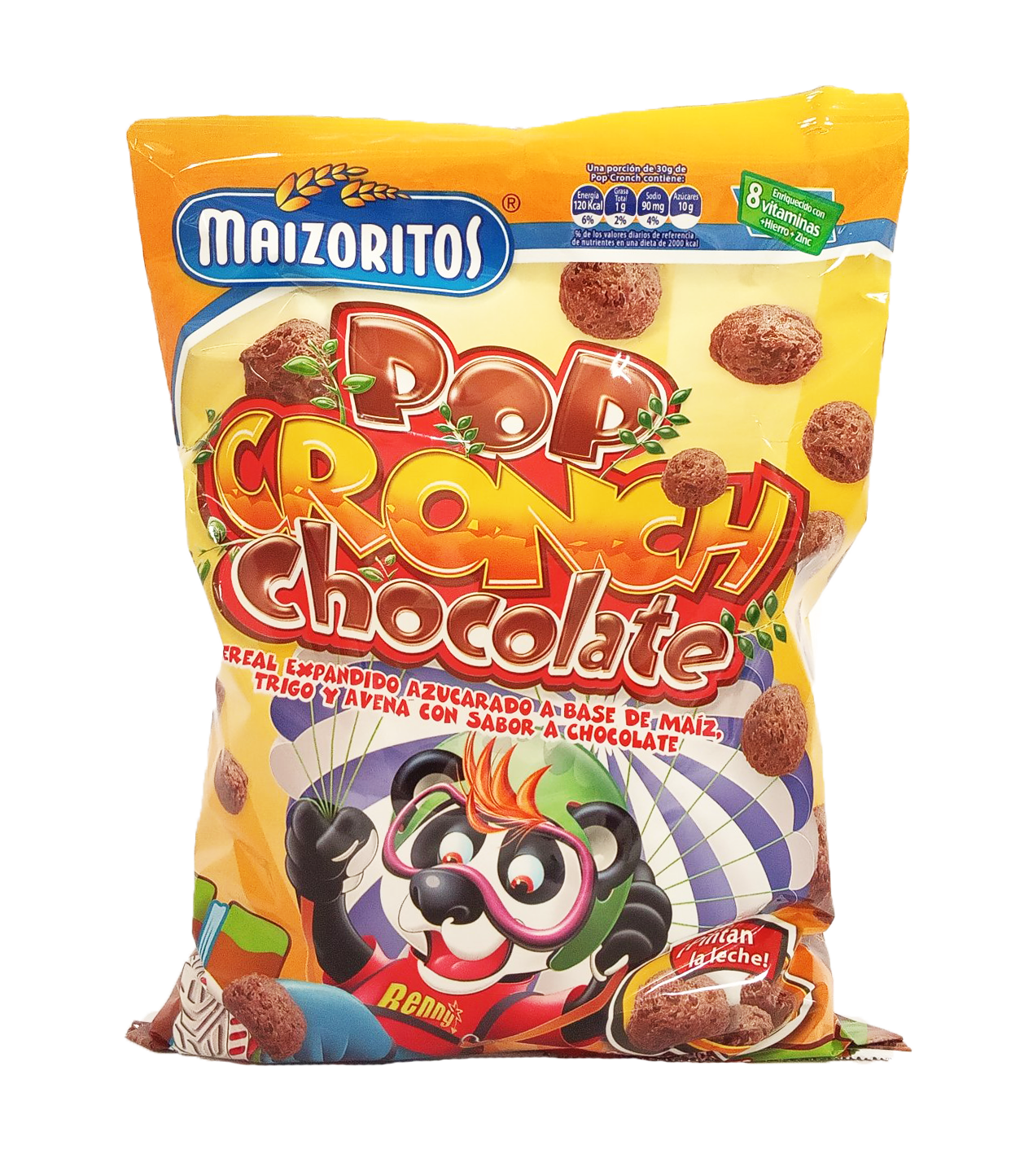 MAIZORITOS POP CRONCH CHOCOLATE 240GR