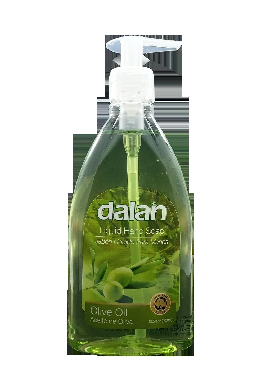 DALAN JABON LIQUIDO OLIVE OIL 400ML  4110105